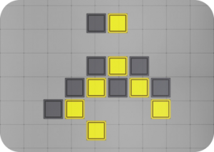 Chain Reaction Logical Game Level 20