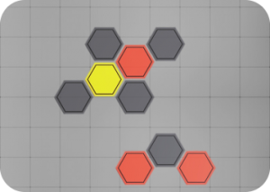 Chain Reaction Logical Game Level 26
