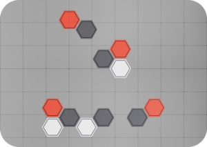 Chain Reaction Logical Game Level 30