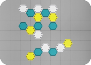 Chain Reaction Logical Game Level 42
