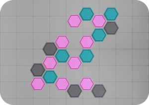 Chain Reaction Logical Game Level 46