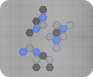Chain Reaction Logical Game Level 48