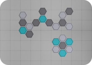 Chain Reaction Logical Game Level 49