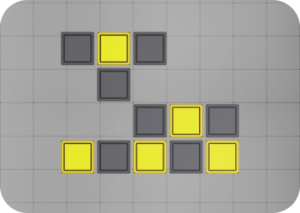 Chain Reaction Logical Game Level 4