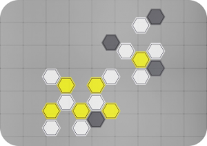 Chain Reaction Logical Game Level 60