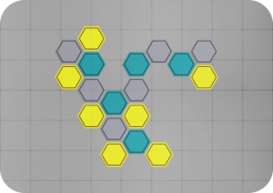 Chain Reaction Logical Game Level 63