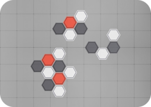 Chain Reaction Logical Game Level 65